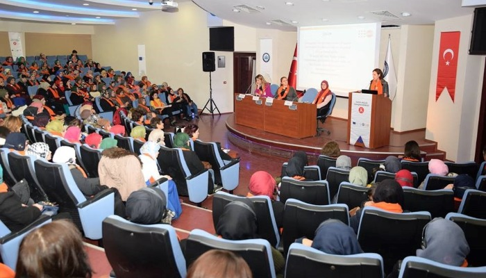 Awareness Raising Panel Against Child Marriages organized in Eskişehir Osmangazi University